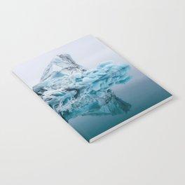 Jökulsárlón Glacier Lagoon Notebook