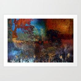 Curran Road #1 Art Print