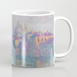 Le Grand Canal by Claude Monet Coffee Mug