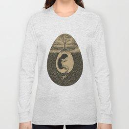 Natural Birth Long Sleeve T-shirt