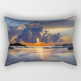 Sunrise in Phuket Thailand Rectangular Pillow