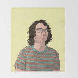 Kyle Mooney Throw Blanket