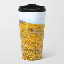 Yellow Ochre Travel Mug