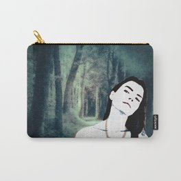 Witch In the Woods Carry-All Pouch