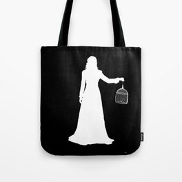 You Need A Nice Girl, Winter Things Tote Bag