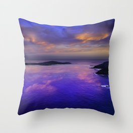 Shaol Bay Throw Pillow