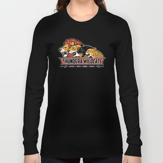 Thundera Wildcats Long Sleeve T-shirt