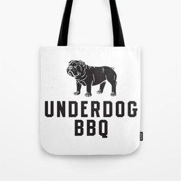 UNDERDOG BBQ Tote Bag