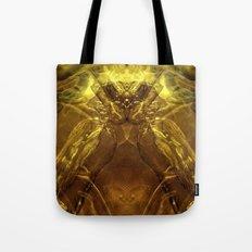 Cobra de cristal Tote Bag