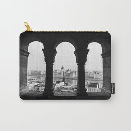 Room with a view. Carry-All Pouch