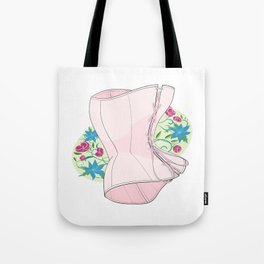 Cinched - textless Tote Bag