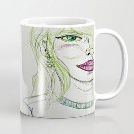 Fancy Girl Coffee Mug
