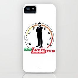 DailyTurismo Icon iPhone Case