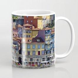 Porto houses, Portugal Coffee Mug