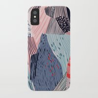 knit iPhone & iPod Cases featuring knit painting by frameless