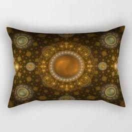 Summoner Series // Cloister of Kilika Rectangular Pillow