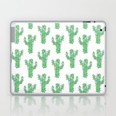 Festive Cacti Laptop & iPad Skin