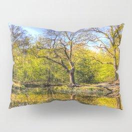 The Tranquil Pond Pillow Sham