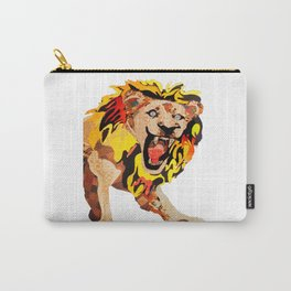 Lion's Den  Carry-All Pouch
