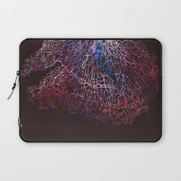 Sea fan of colors Laptop Sleeve