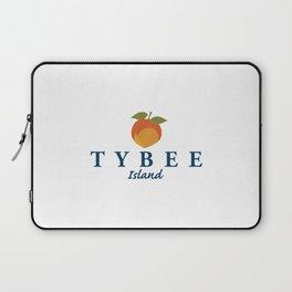 Tybee Island - Georgia. Laptop Sleeve