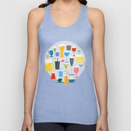 Time to Drink Unisex Tank Top
