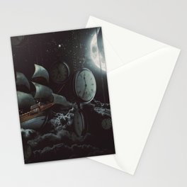 An Adventure in Time Stationery Cards