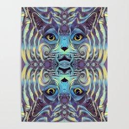Catnip Psych (Electric Catnip) Poster