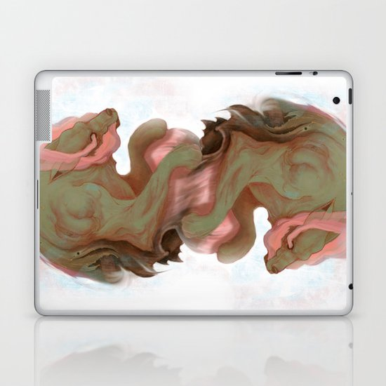 Pain Laptop & iPad Skin