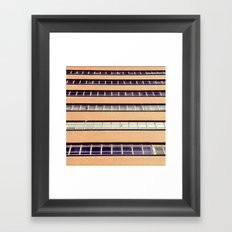 Modernist Framed Art Print