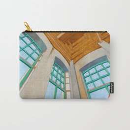 Abandoned room VI Carry-All Pouch