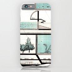 octopus architecture iPhone 6s Slim Case