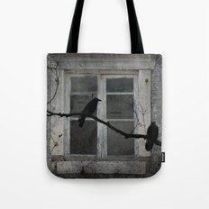 The Window Dressing Tote Bag
