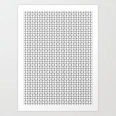 Geometrix 01 Art Print
