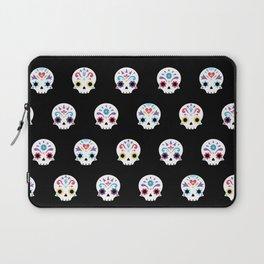 Cute sugar skulls B Laptop Sleeve