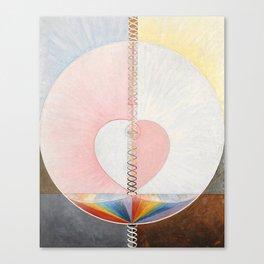Hilma af Klint, Group IX/UW No. 25 Canvas Print