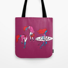 Choose life, Choose Surfing Tote Bag