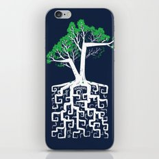 Square Root iPhone Skin