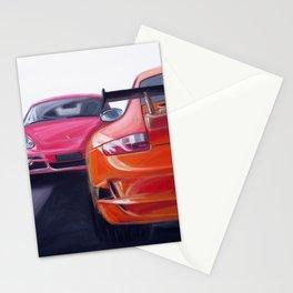 Porschemotion Stationery Cards