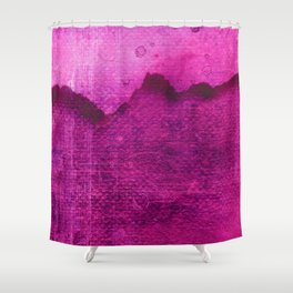 Don`t (Grunge Version) Shower Curtain
