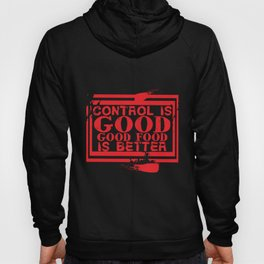 food tester funny saying food critic Hoody