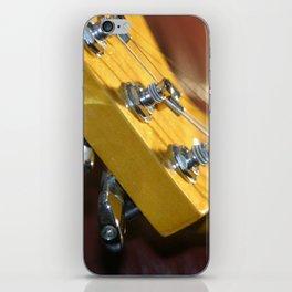 Guitar Headstock iPhone Skin