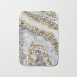 Geode Art Bath Mat