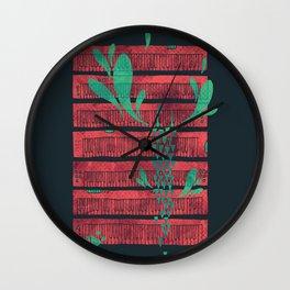 Power Chord Wall Clock
