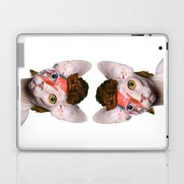 Bowie Cat Laptop & iPad Skin