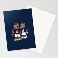 Bears Bricked: Brandon Marshall & Alshon Jeffery Stationery Cards
