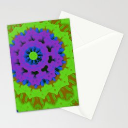 Random 3D No. 307 Stationery Cards