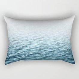 Water Photography Rectangular Pillow