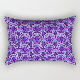 60's Patterns 2 Rectangular Pillow