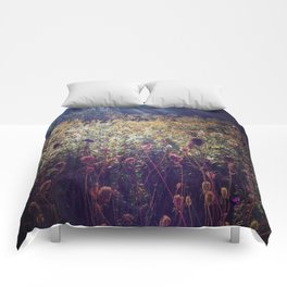 Meet Me Here Comforters